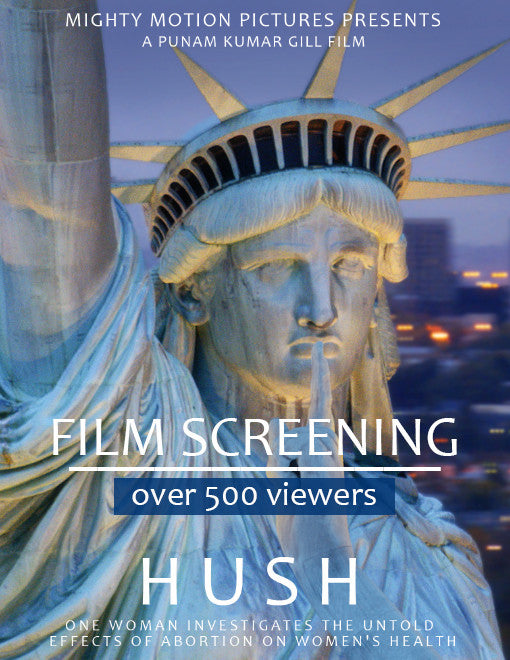 Screening (more than 500 viewers)