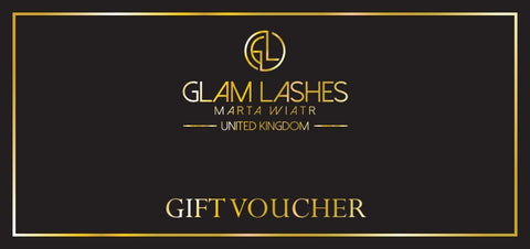 GLAM LASHES GIFT CARD