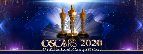 OSCARS ONLINE LASH COMPETITION 2020