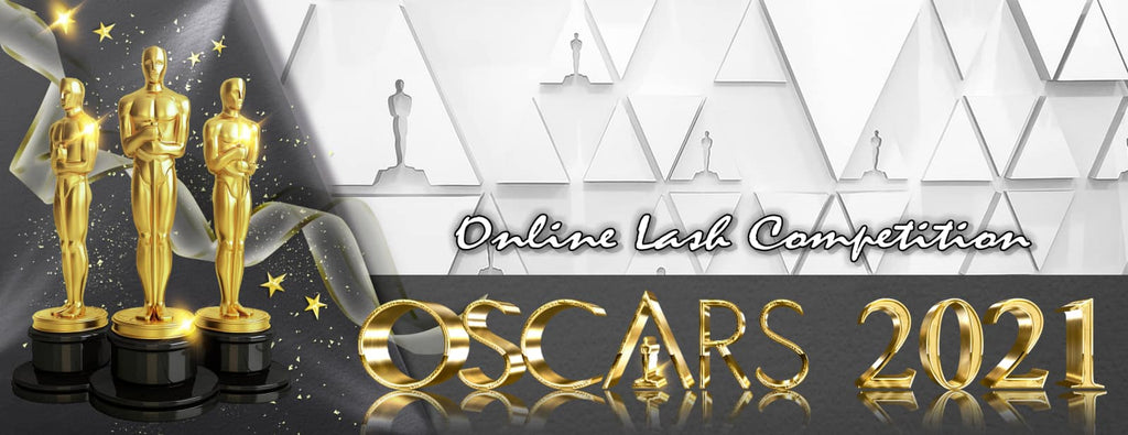 OSCARS 2021 ONLINE LASH COMPETITION