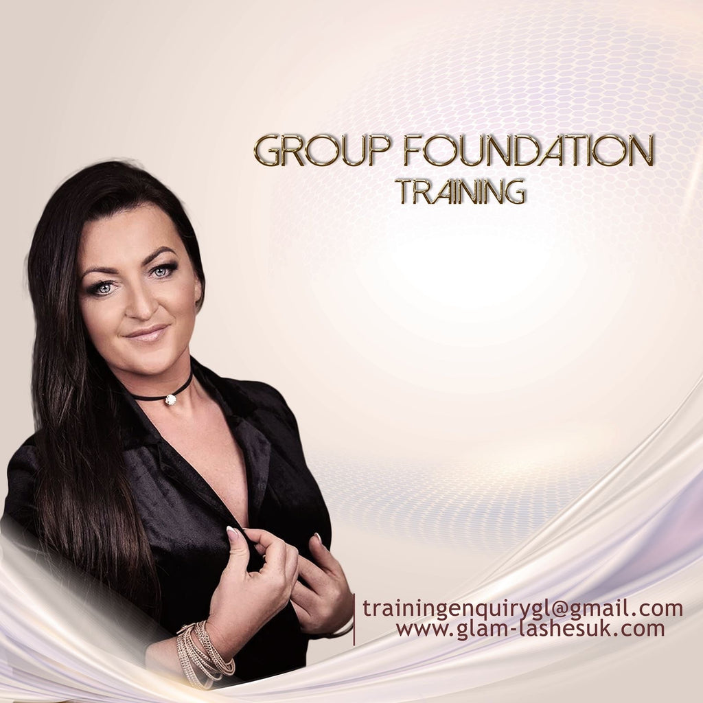 GROUP FOUNDATION TRAINING ( Kit included )