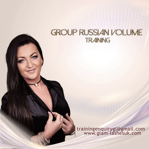 GROUP RUSSIAN VOLUME TRAINING ( Kit included )