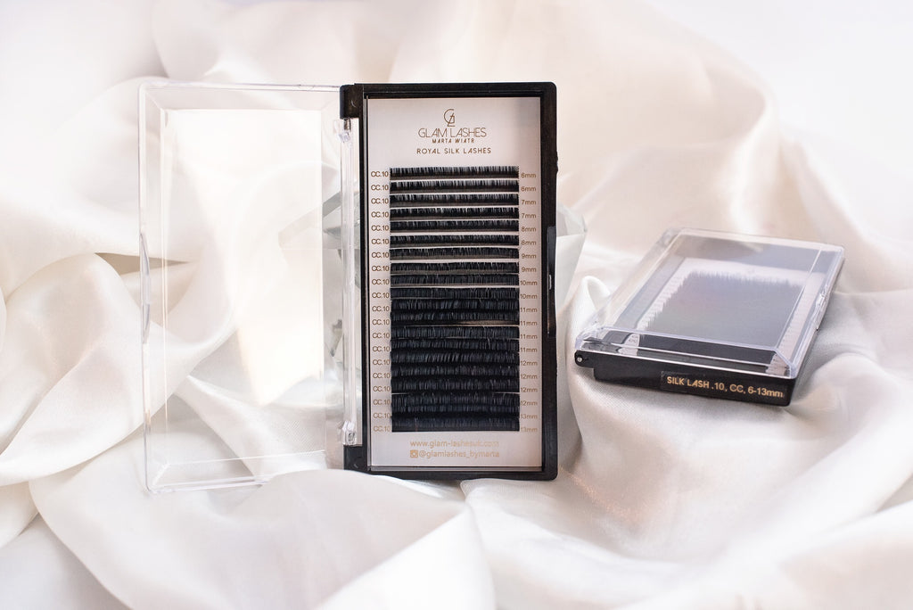 GLAM LASHES Royal Silk Mix