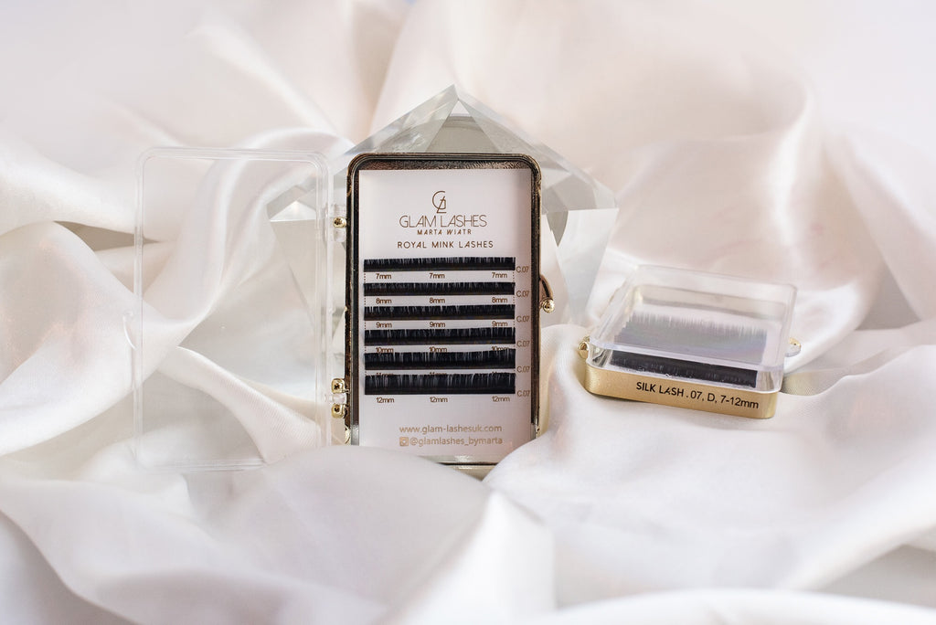 GLAM LASHES Royal Silk Mini