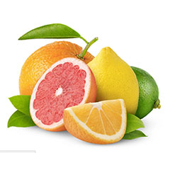 vitamin c containing citrus fruits