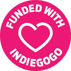 funded with indiegogo