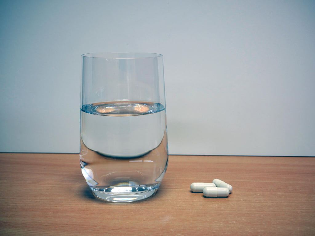 Sunset Alcohol Capsules dissolve-able in water?  Let's find out!
