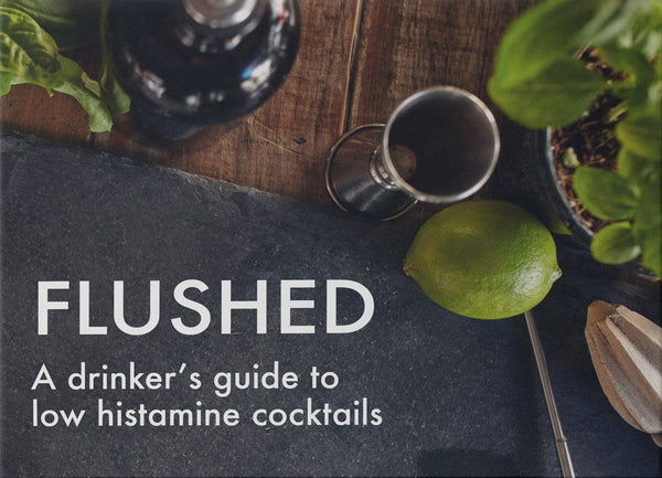 Flushed: ebook with anti Asian Flush drink recipes and instructions