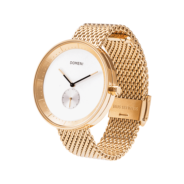 Watches - Champagne Signature Series In Mesh