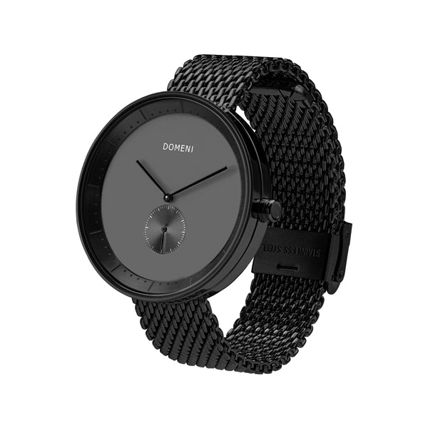 Watches - Grey Signature Series In Milanese Mesh