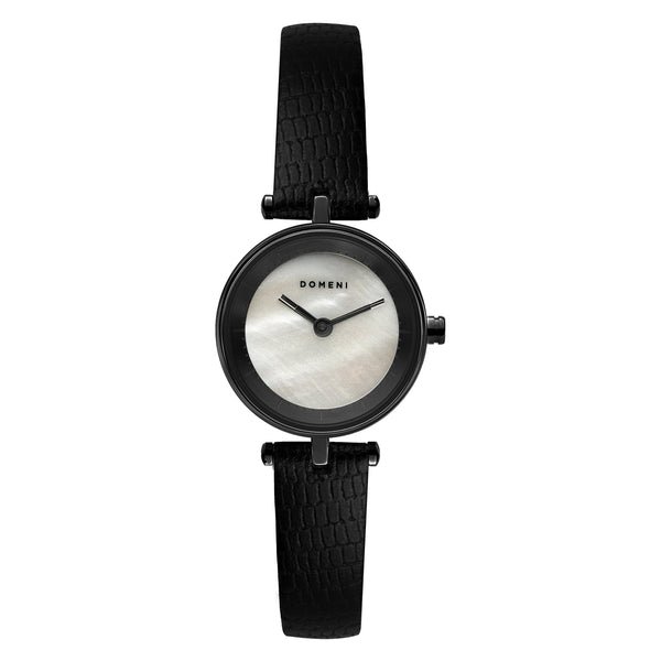 Watches - Micro Signature Series - Black Mother Of Pearl [Pre-order Price]