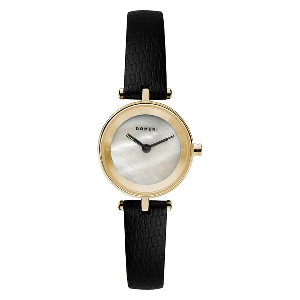 Watches - Micro Signature Series - Gold Mother Of Pearl [Pre-order Price]