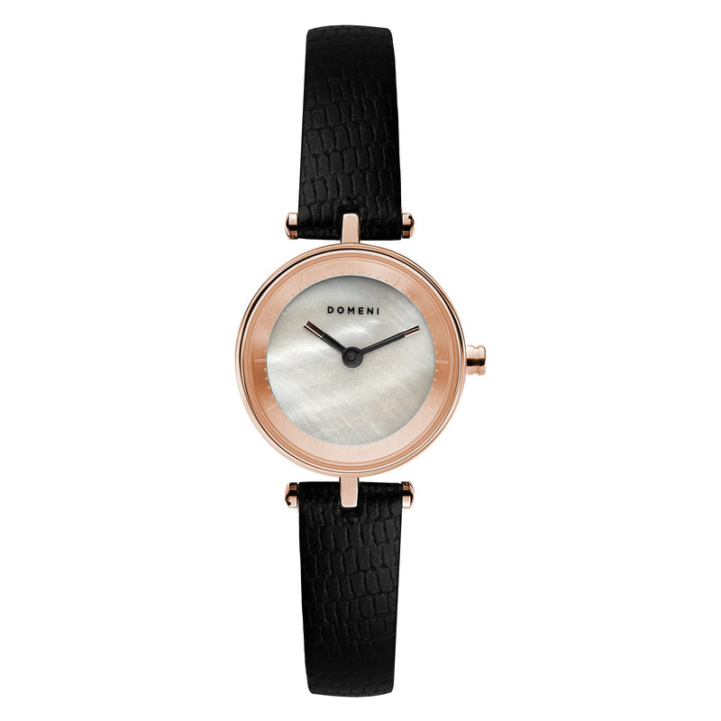 Watches - Micro Signature Series - Rose Gold Mother Of Pearl [Pre-order Price]