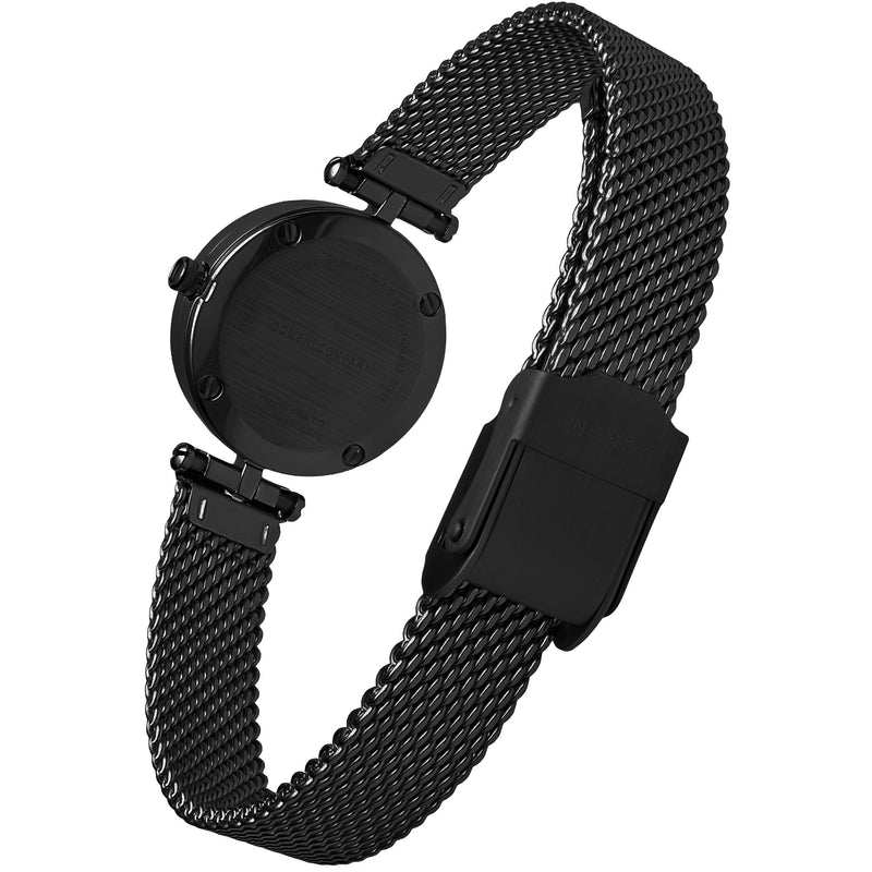 Watches - Milanese Mesh Micro Series - Black StarDust [Pre-order Price]