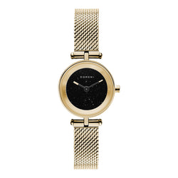 Watches - Milanese Mesh Micro Series - Gold StarDust [Pre-order Price]
