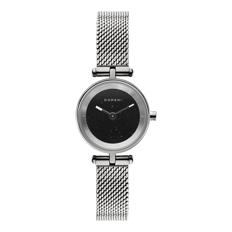 Watches - Milanese Mesh Micro Series - Silver StarDust [Pre-order Price]