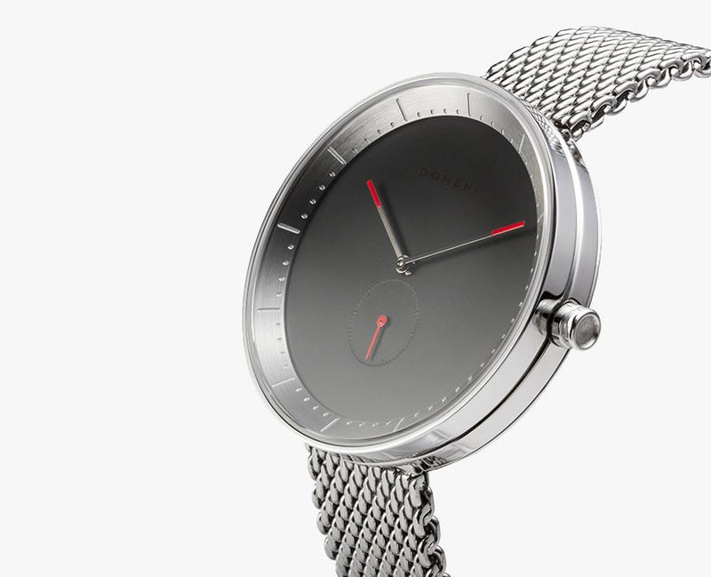 Watches - Silver Signature Series In Milanese Mesh