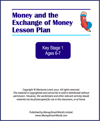 KS1 Money & the Exchange of Money Lesson Plan