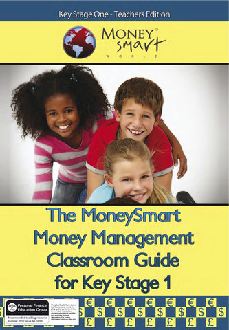 The KS1 Money Management Guide for the Classroom & CD