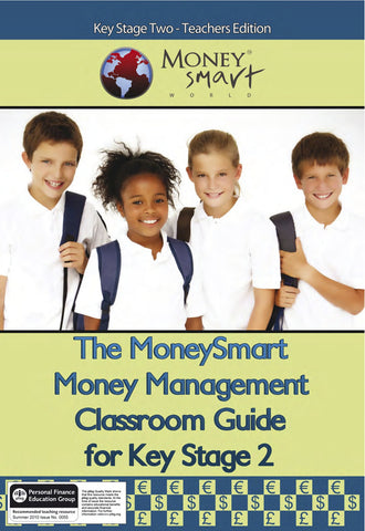 The KS2 Money Management Guide for the Classroom & CD