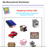 KS1 Looking After Your Money Lesson Plan