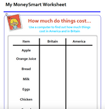 KS1 Implications of Finance Lesson Plan