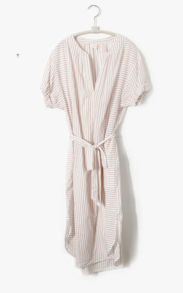 CHENNEDY DRESS // OPAL STRIPE