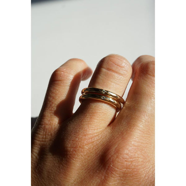 JoeLuc Jewelry Stag Ring | Shop GUNNARHAUS