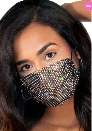 Pull-up Mesh Mask
