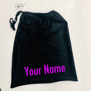 Custom Money Bag