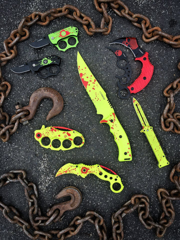 Zombie Knives