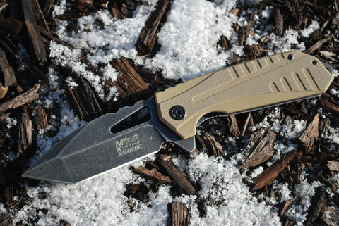 Desert Tan Heavy Duty Folder