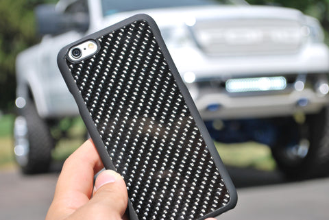 iPhone 6/6s Real Carbon Fiber Phone Case