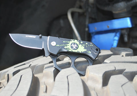 Zombie Spring Assisted Knife
