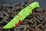 "13.5"" Fixed Blade Zombie Knife"