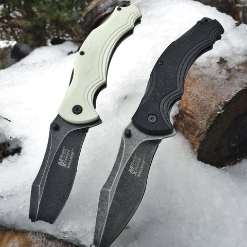 Rugged Stonewashed Folder