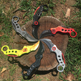 Spring Assisted Opening Karambit