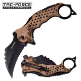 Hawk Spring Assisted Karambit