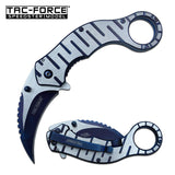 Two Tone Speedster Karambit