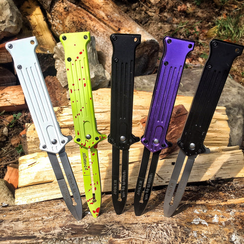 Joker Spring Assisted Folding Knife