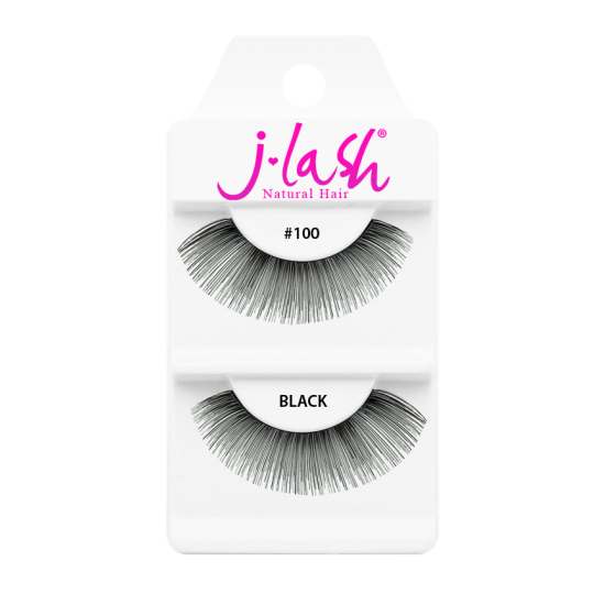 J-Lash Daily Eyelashes - #100