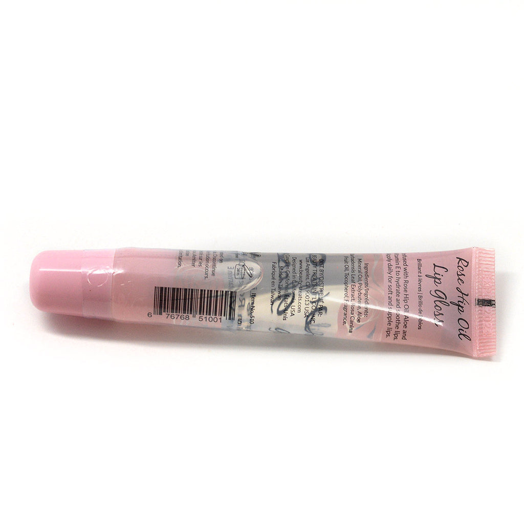 Beauty Treats Rose Hip Oil Lip Gloss
