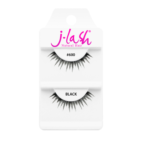J-Lash Daily Eyelashes - #600