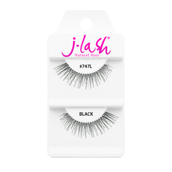 J-Lash Daily Eyelashes - #747L