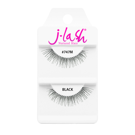 J-Lash Daily Eyelashes - #747M