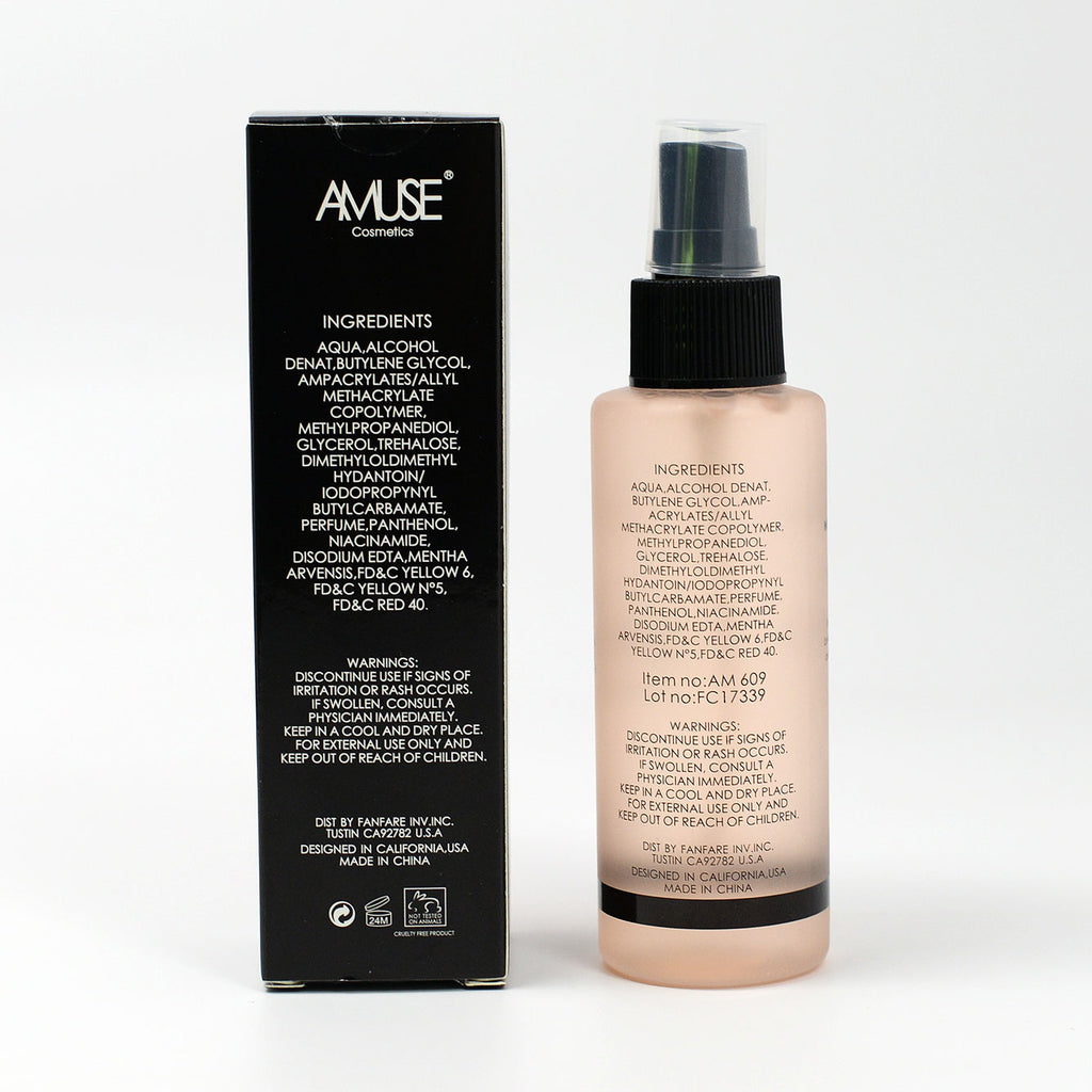 Amuse Set In Stone Setting Spray (100ml / 3.4fl. oz.)