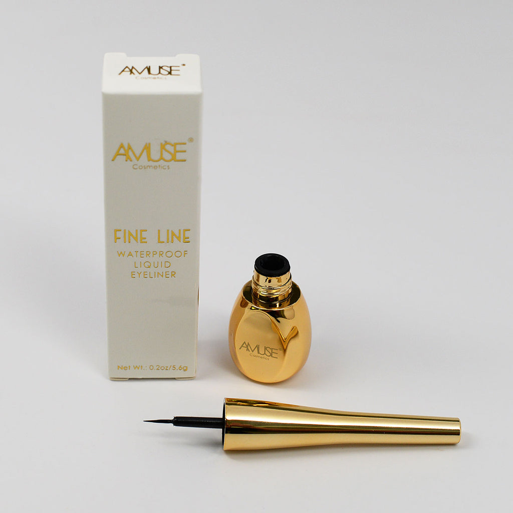 Amuse Fine Line Waterproof Liquid Eyeliner (FE753)