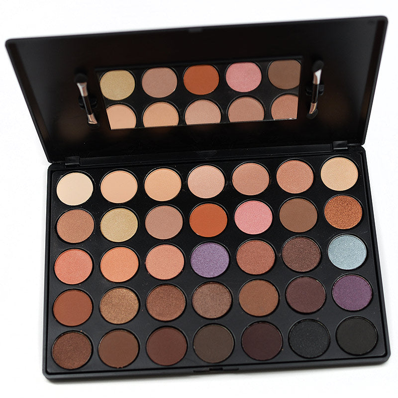 Amuse 35-Color Eyeshadow Palette (FK9580-N-1)