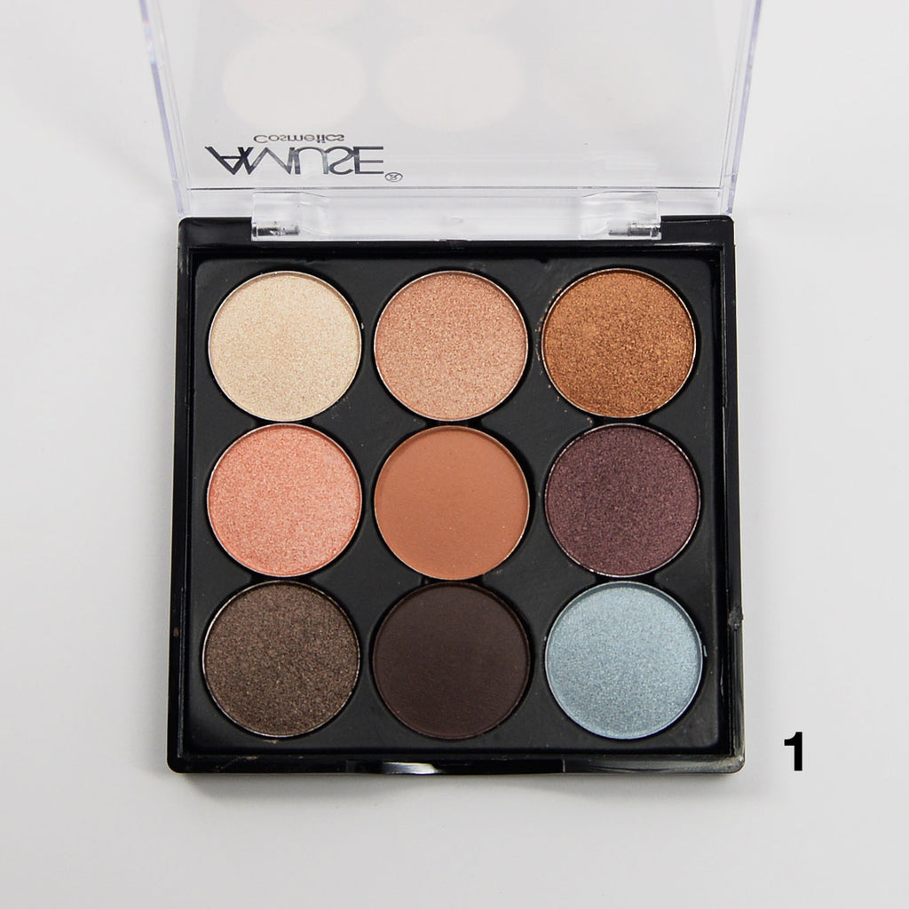 Amuse 9-Color Eyeshadow Palette (FK9590BN)