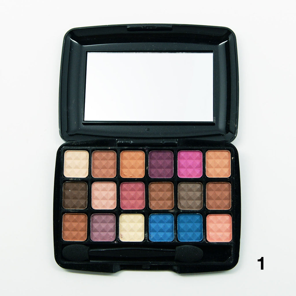 Amuse 18-Color Matte Eyeshadow Palettes (FK9594M)